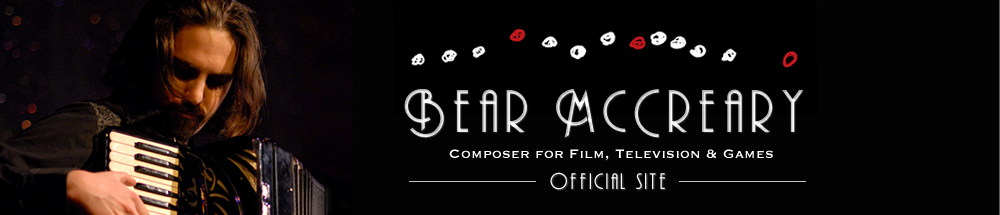 Bear McCreary – Official site |